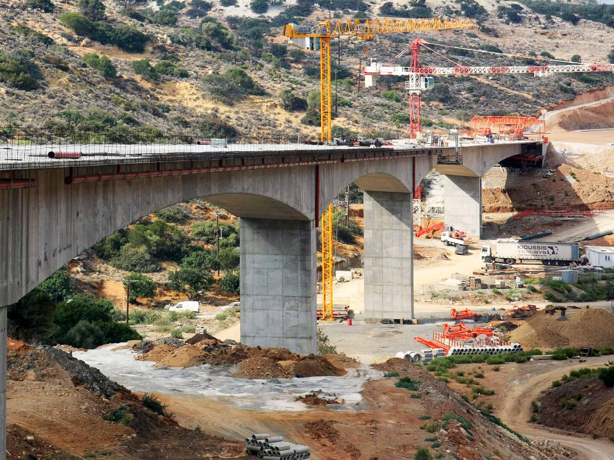 Road Bridge G4