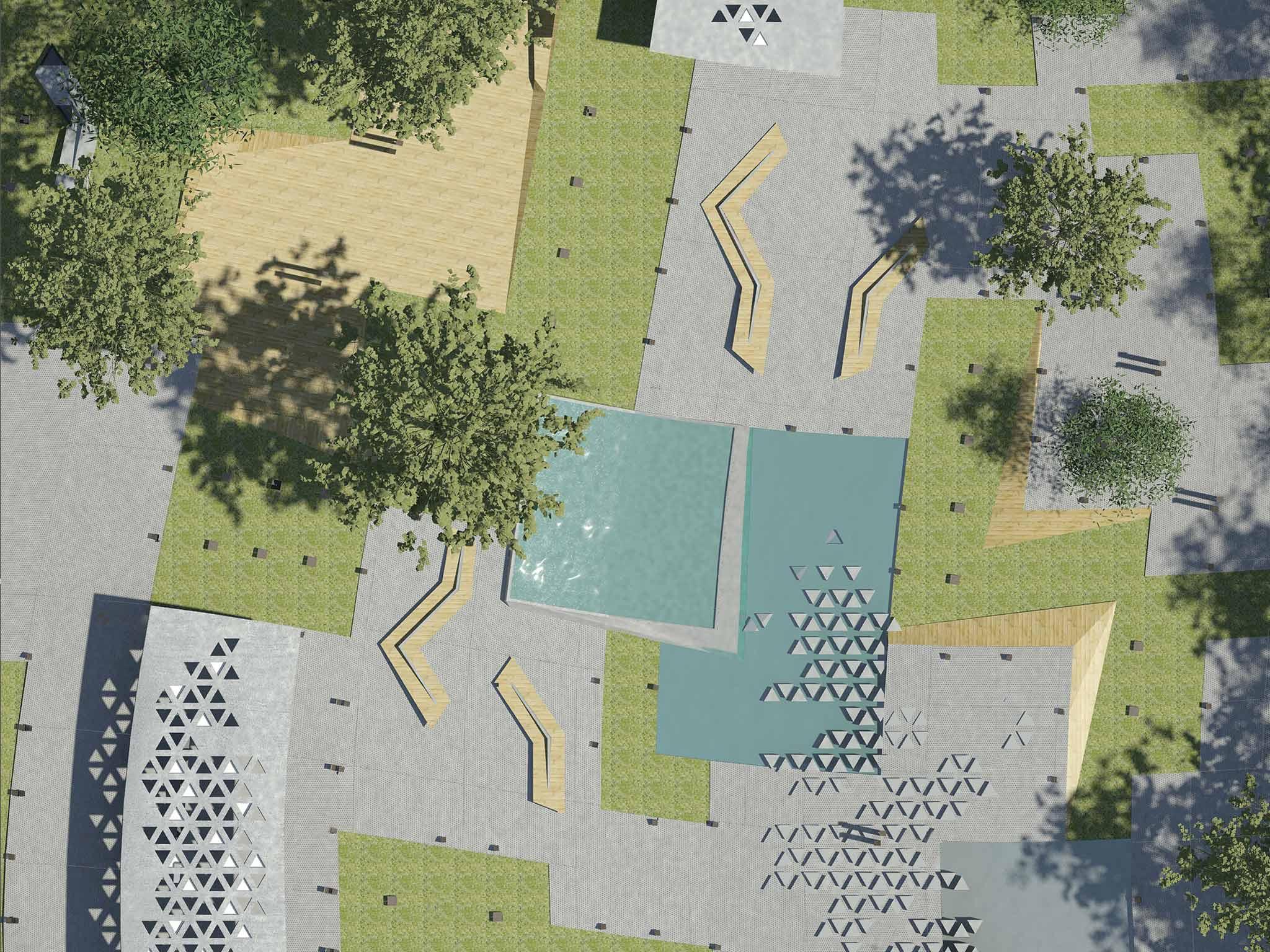 Rehabilitation of Eleftheria Square