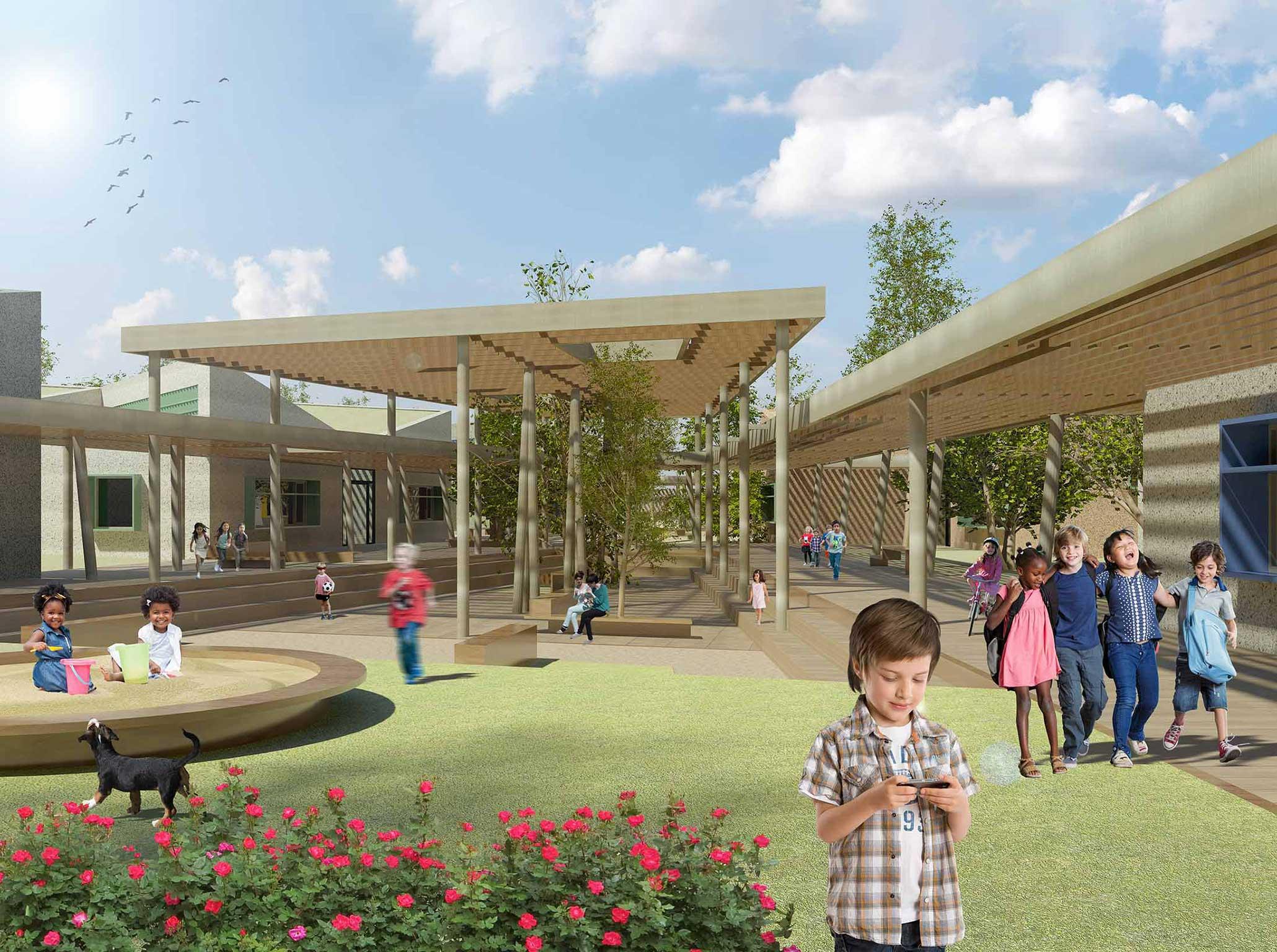 Anatolia Elementary School